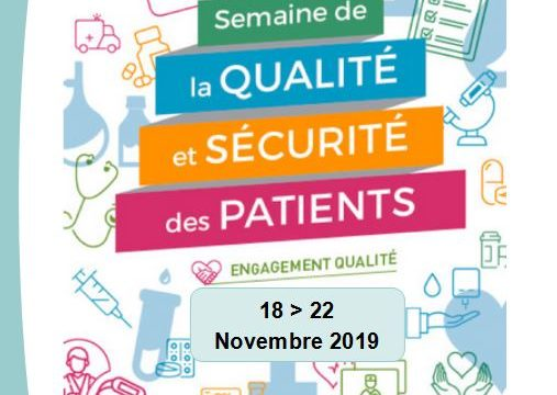 Semaine Sécurité Patient